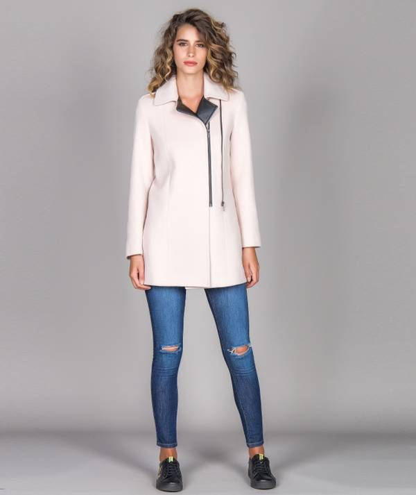 Ziped coat