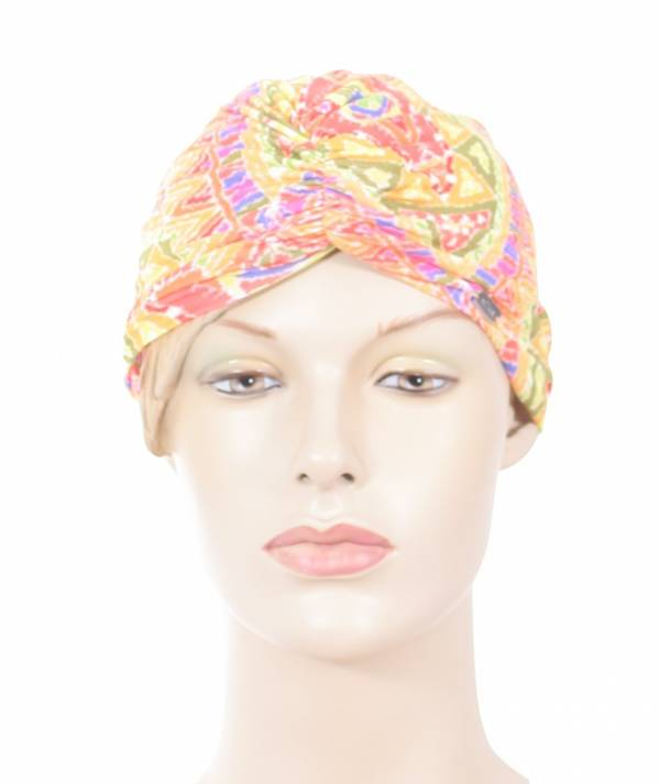 Printed turban