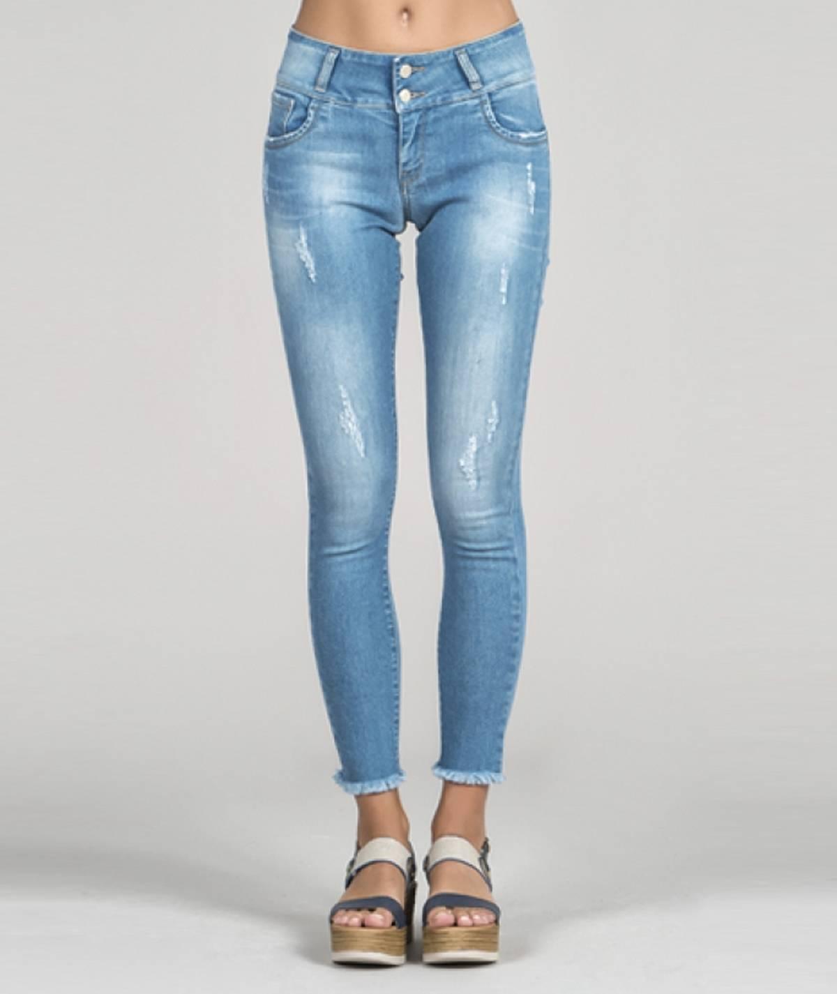 Jeans renda