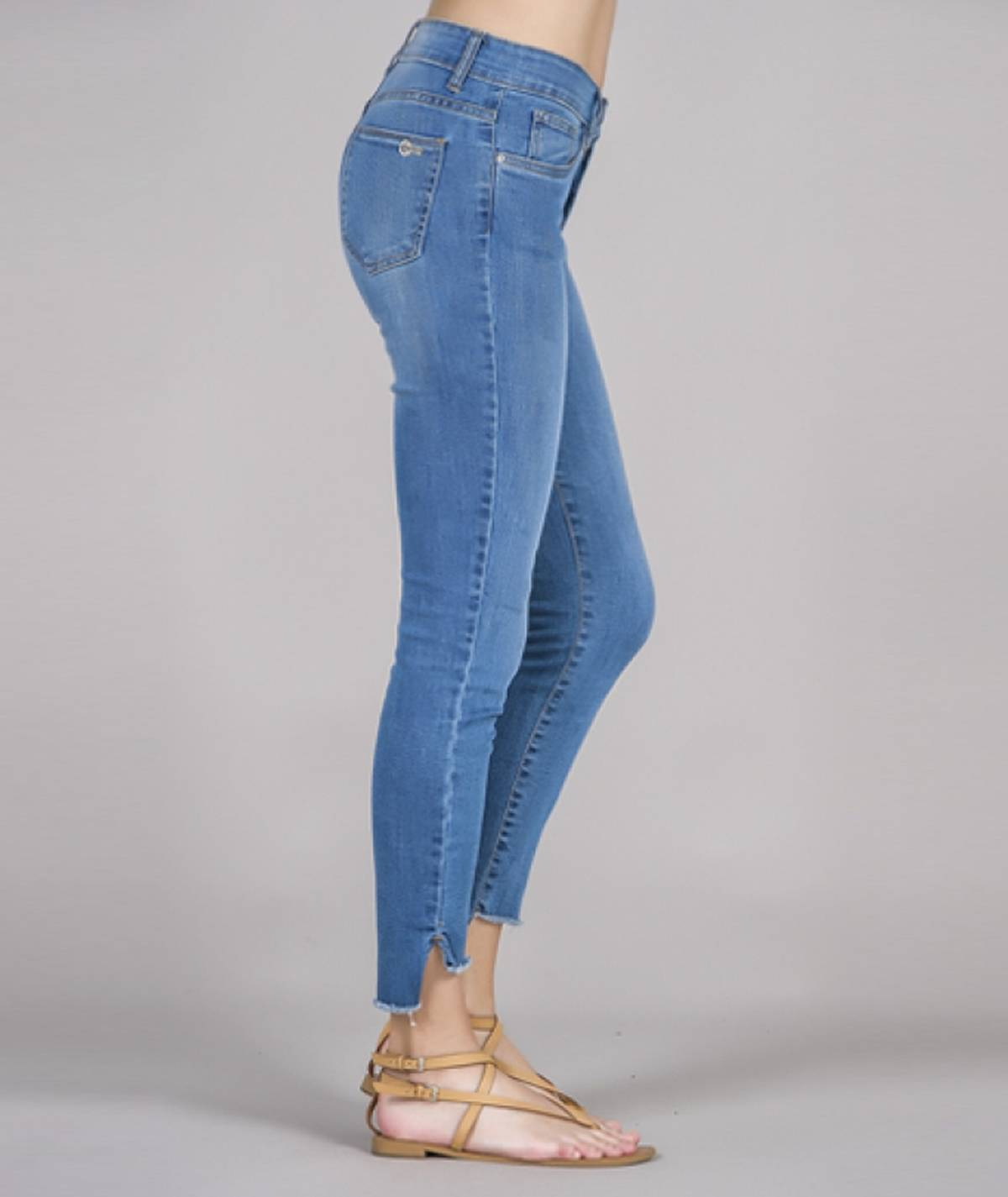 [CHIESSY] Jeans skinny