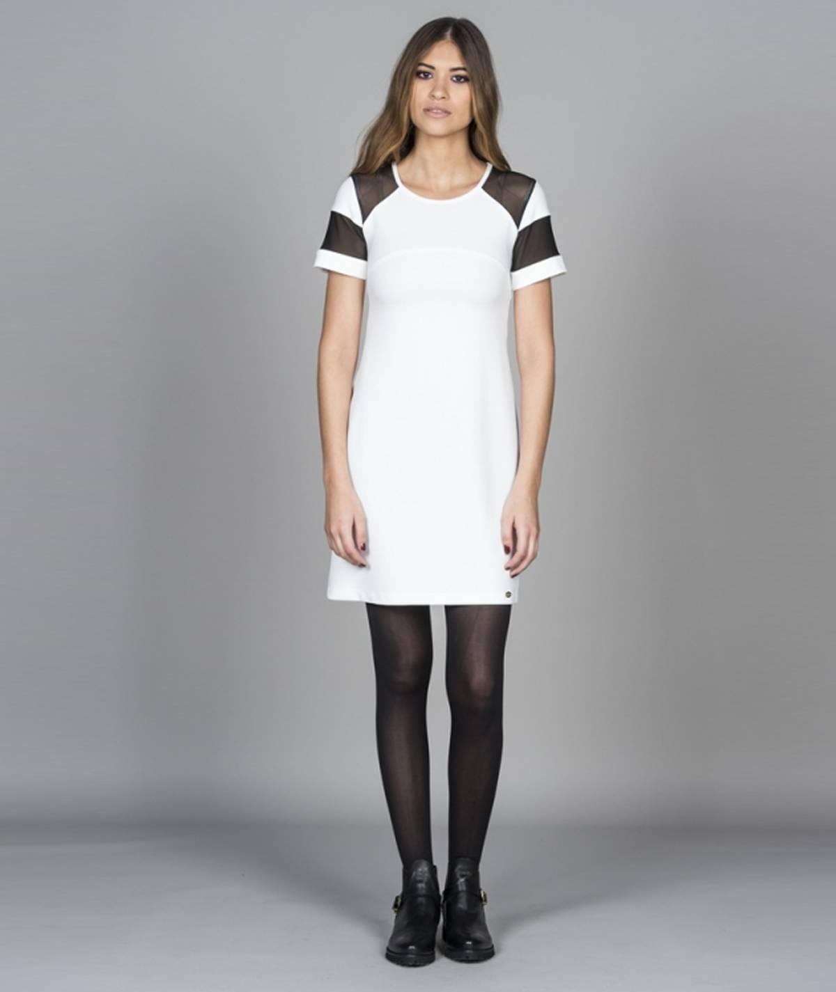 [CHIESSY] Vestido com...