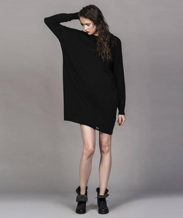 Oversized dress...