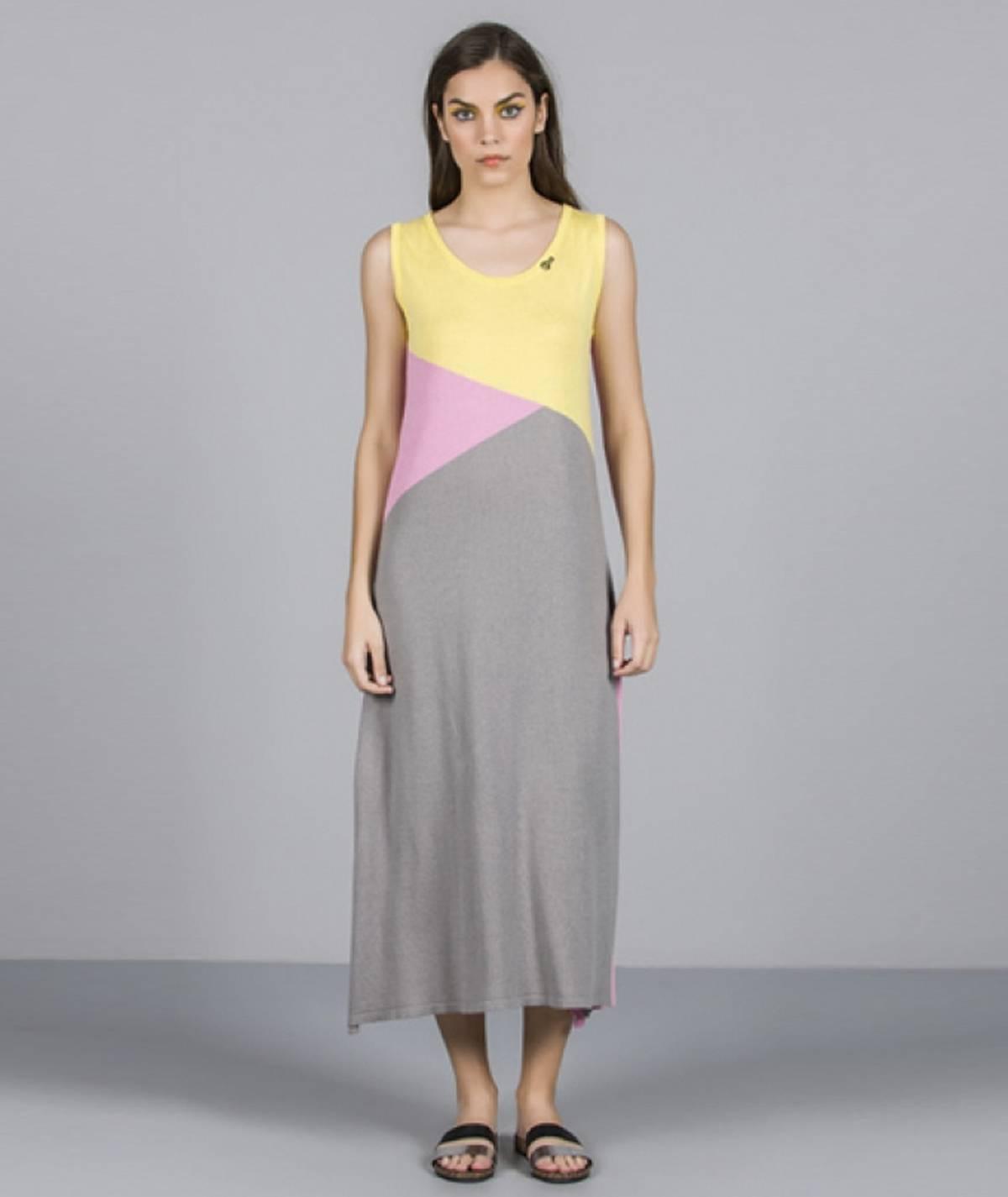 [CHIESSY] Vestido tricot