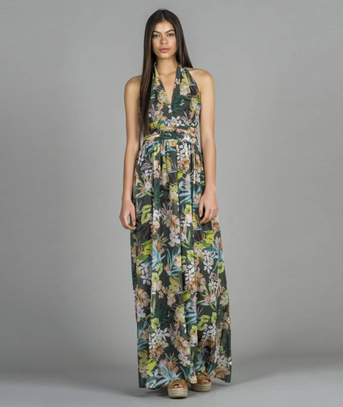 Vestido motivo florido