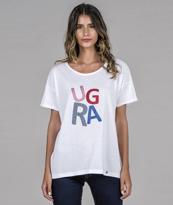 T-shirt estampado...