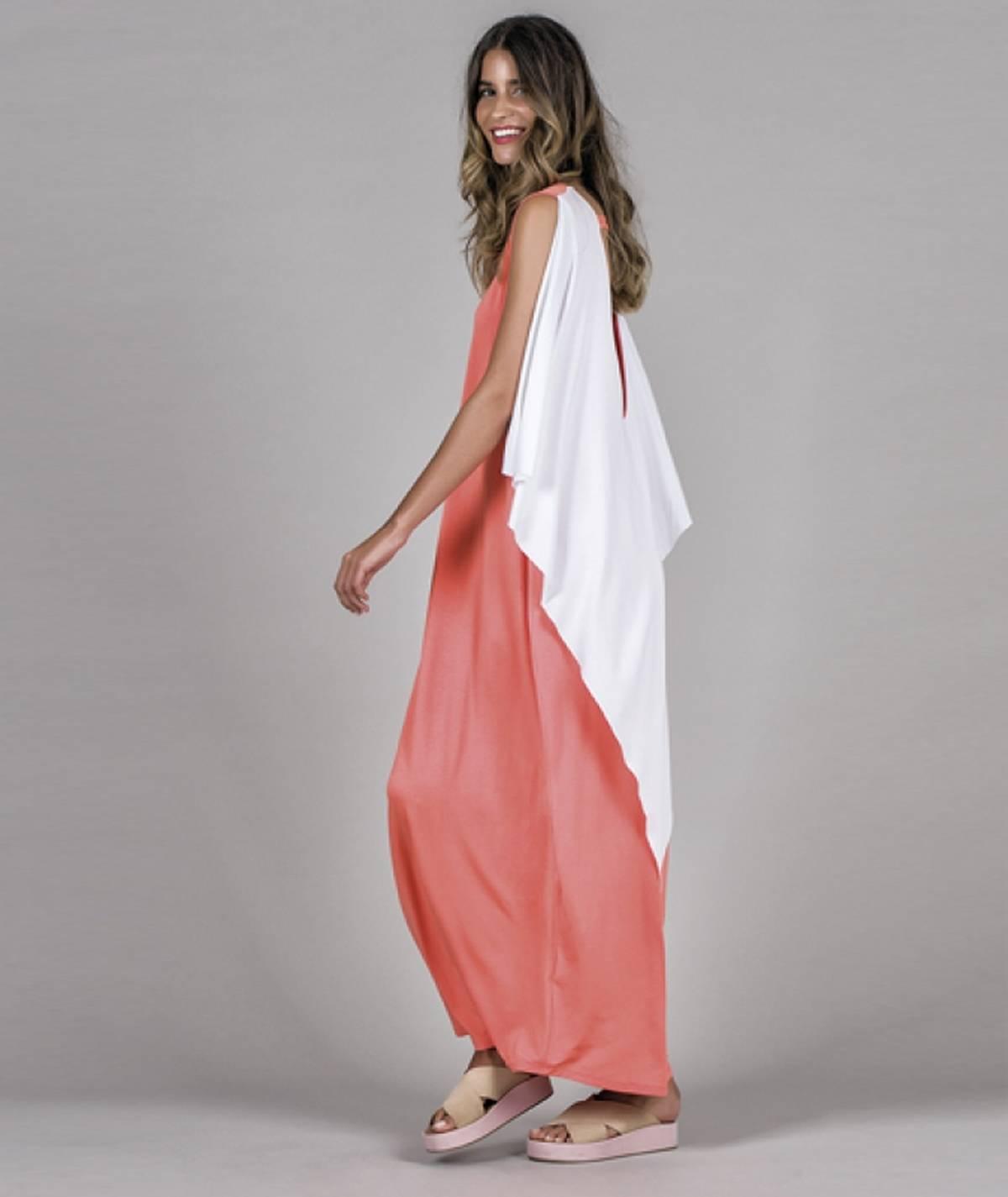 Vestido folho