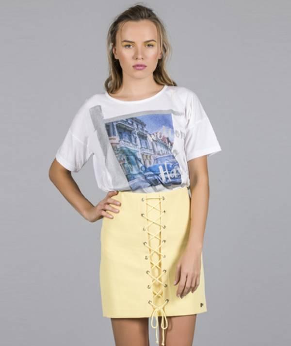 [CHIESSY] T-shirt...