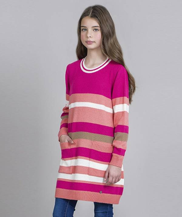 Striped tunic kids