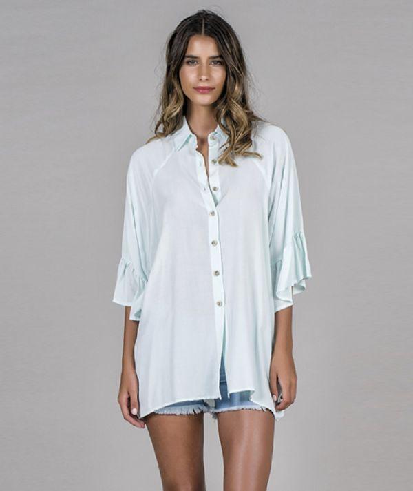 Flowing shirt