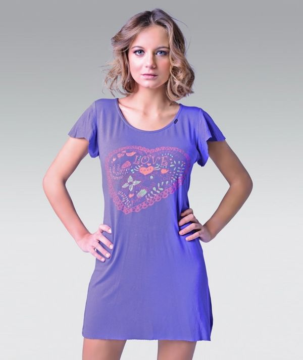 Tunic with open...