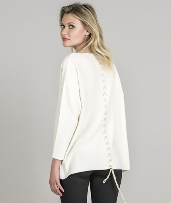Tunic with cord