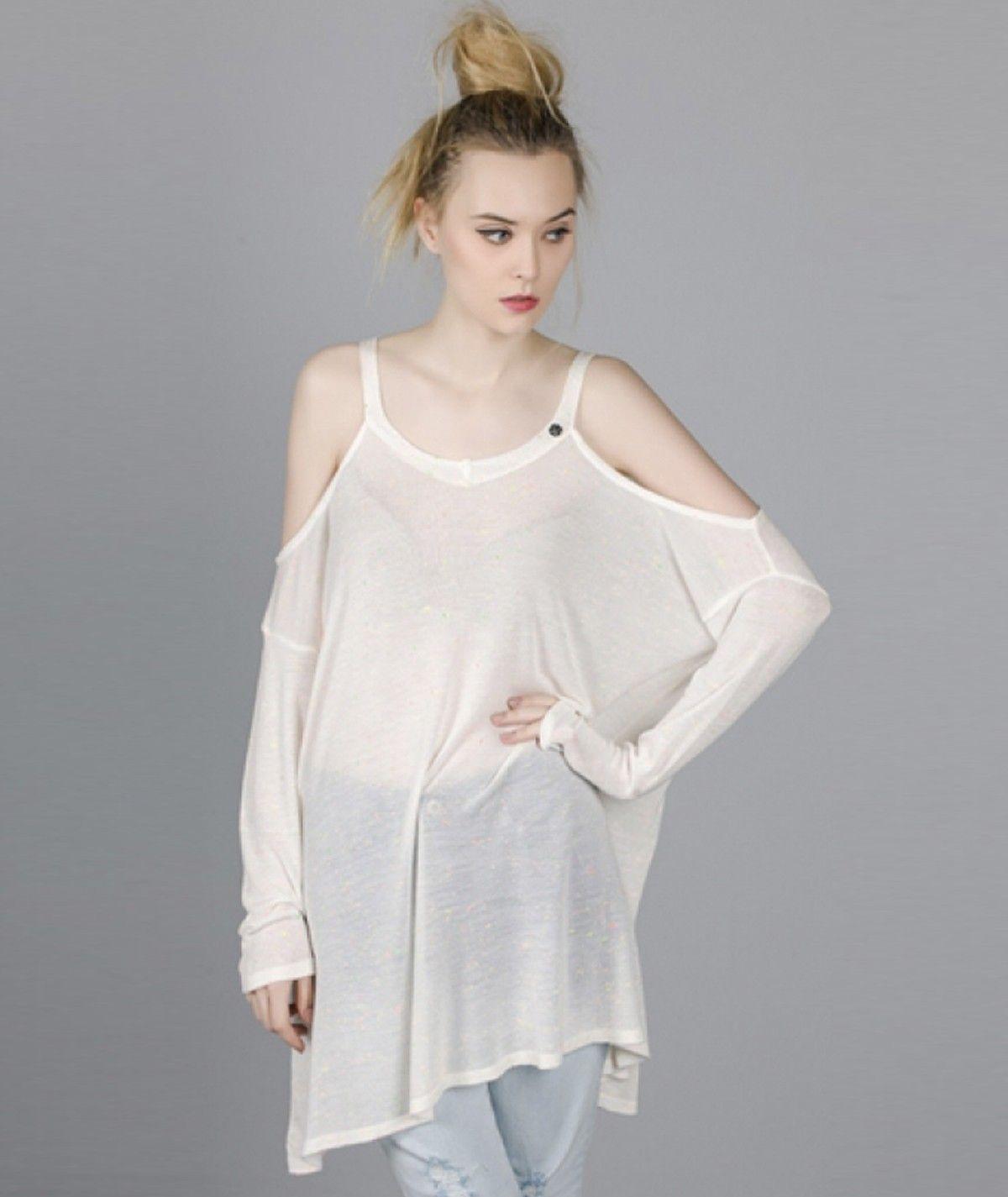 Túnica tricot