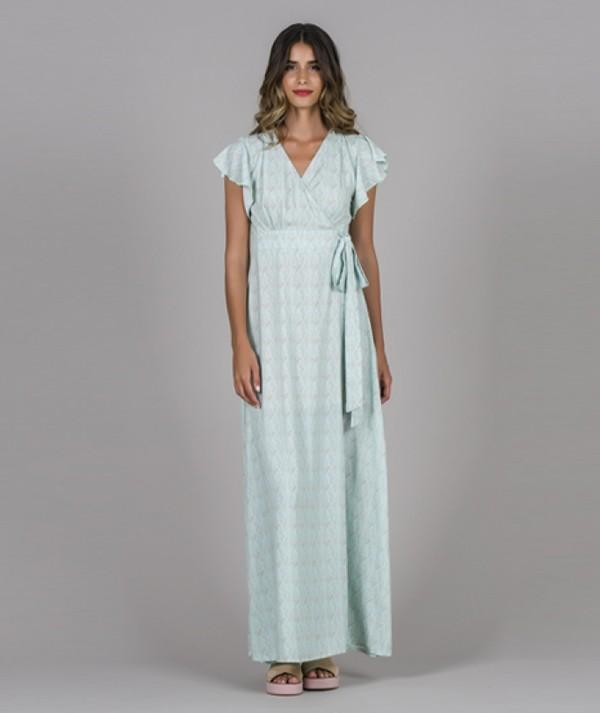 Crossover dress...