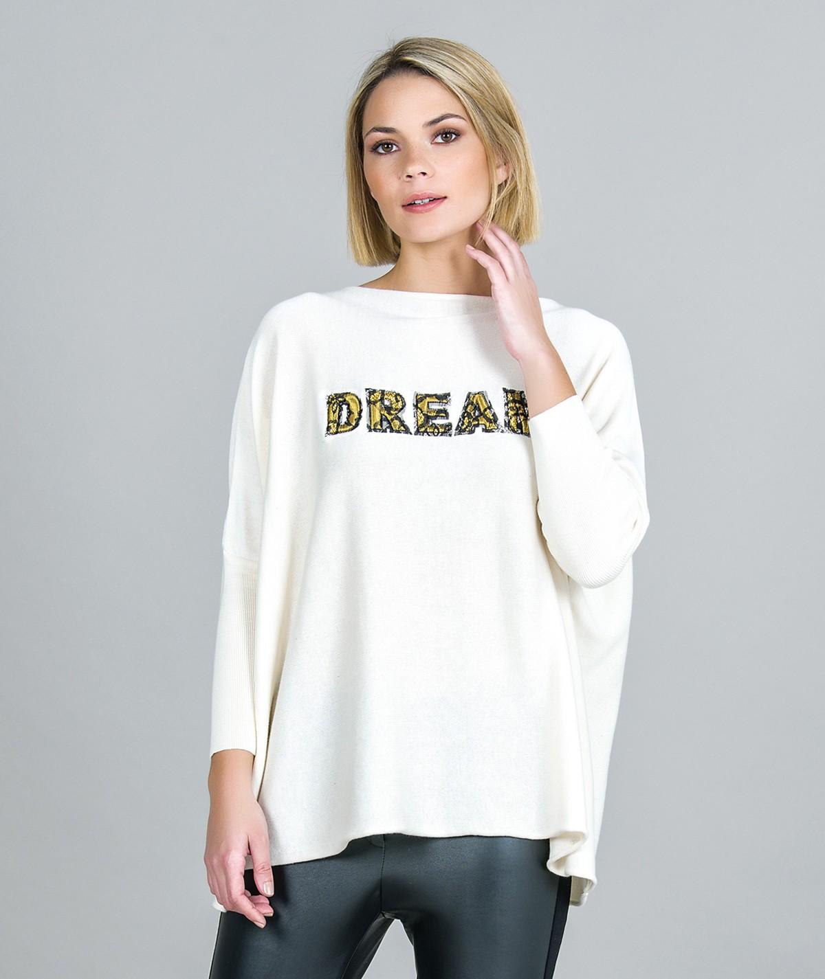 Camisola Motivo Dream