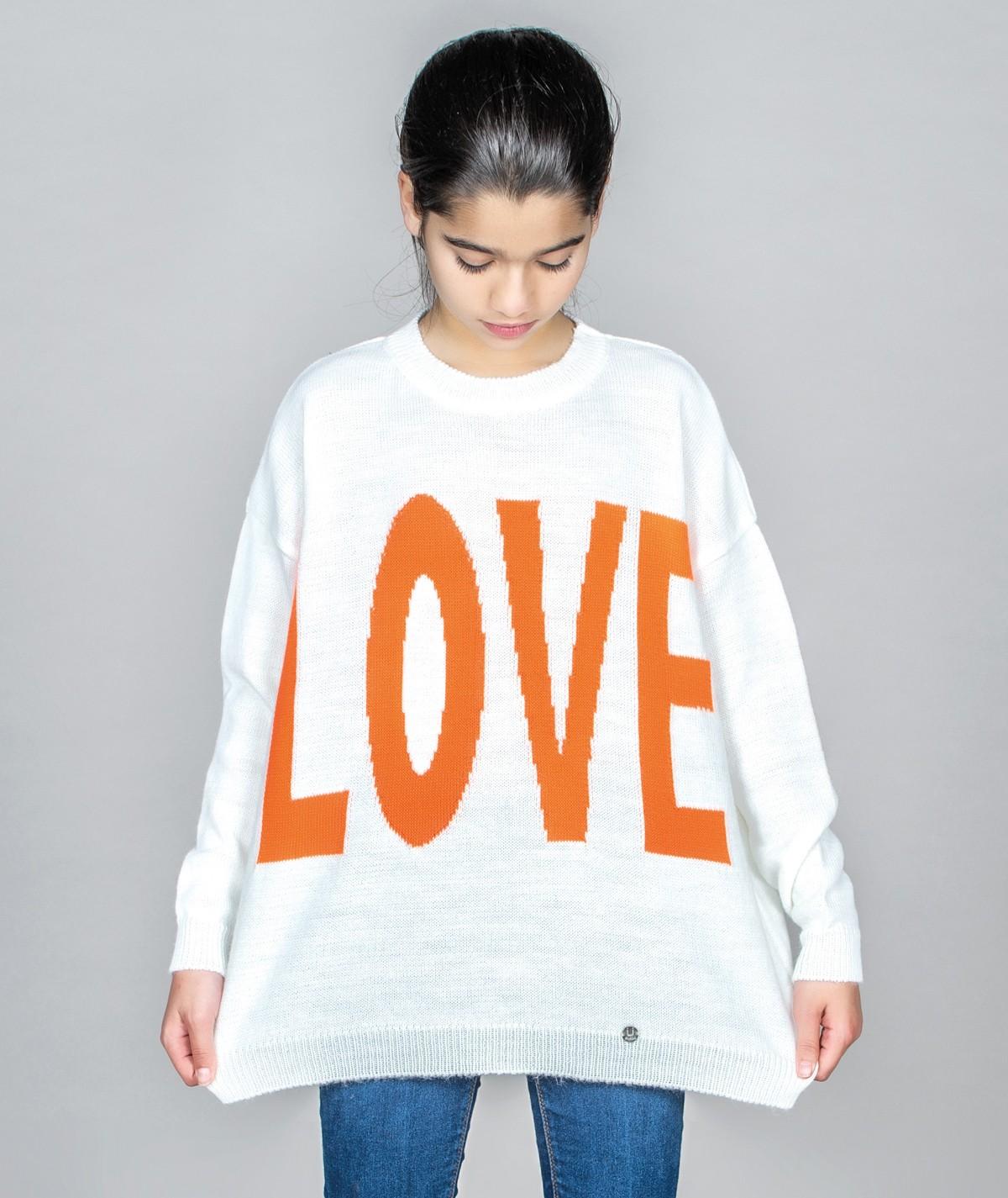 Camisola Love Neon