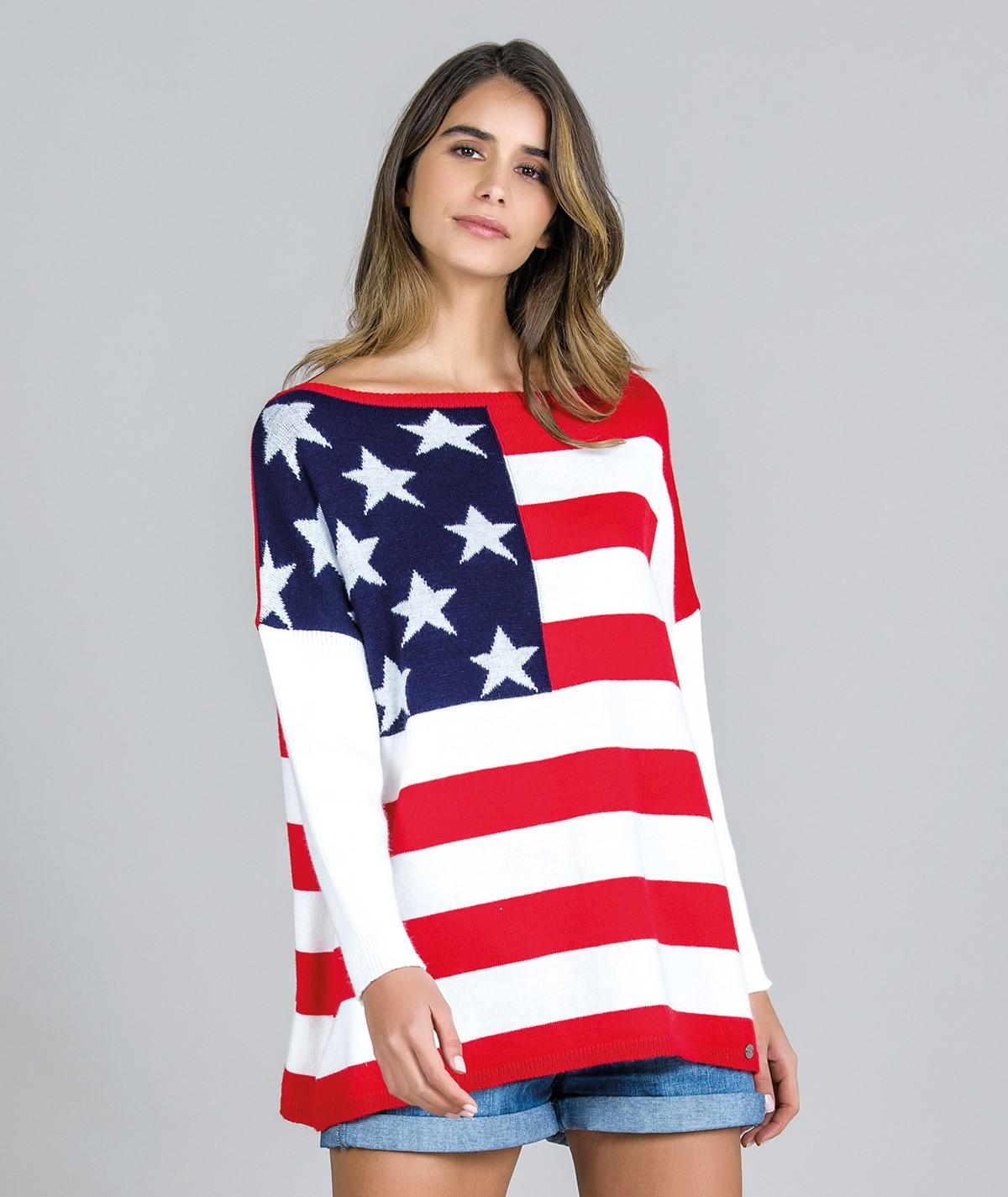 Camisola Motivo América