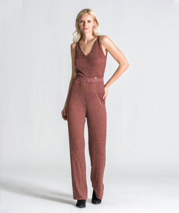 Knit jumpsuit...