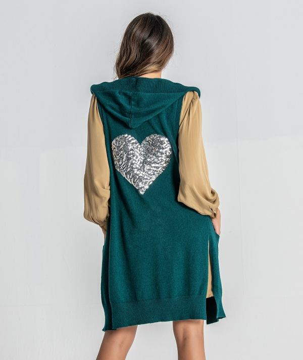 Vest with...