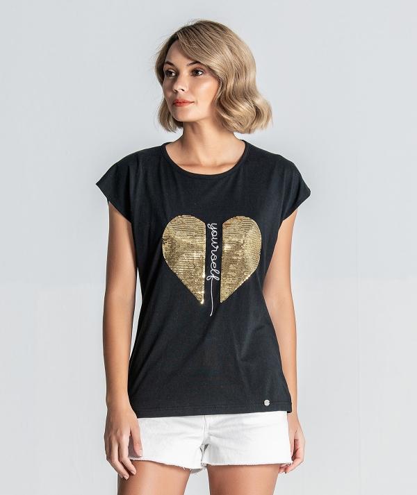 T-shirt  com...