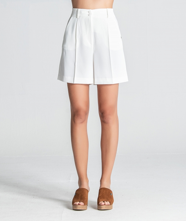 Shorts with side...