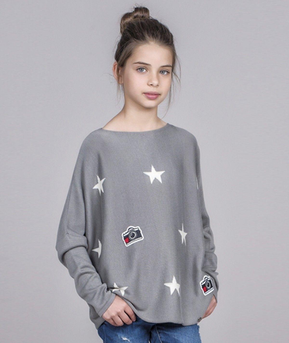 Camisola  estrelas  KIDS