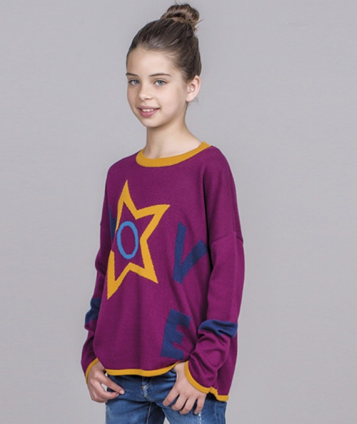 Camisola  love KIDS