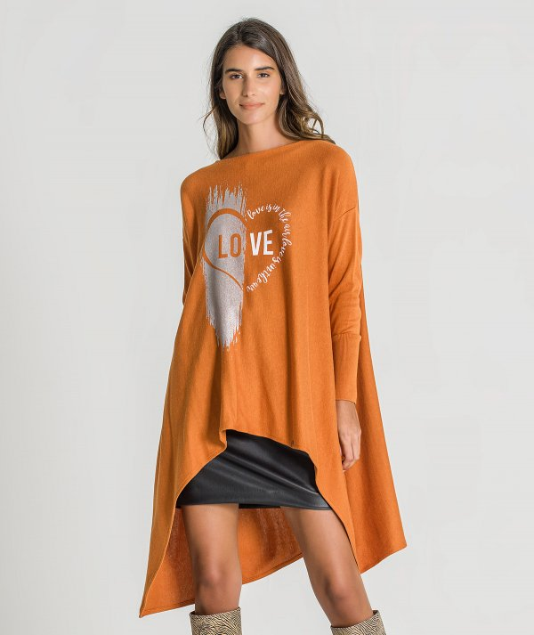 Tunic with love...