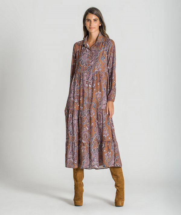 Vestido padrão
