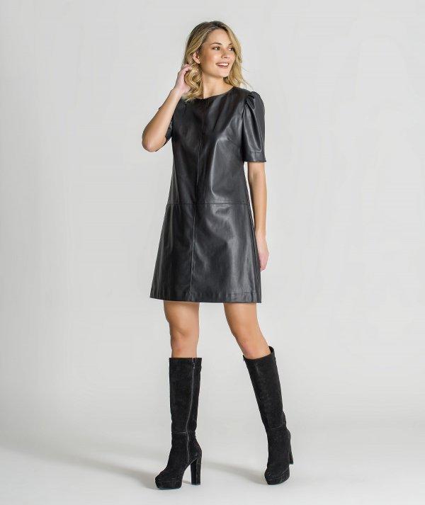 Nappa dress