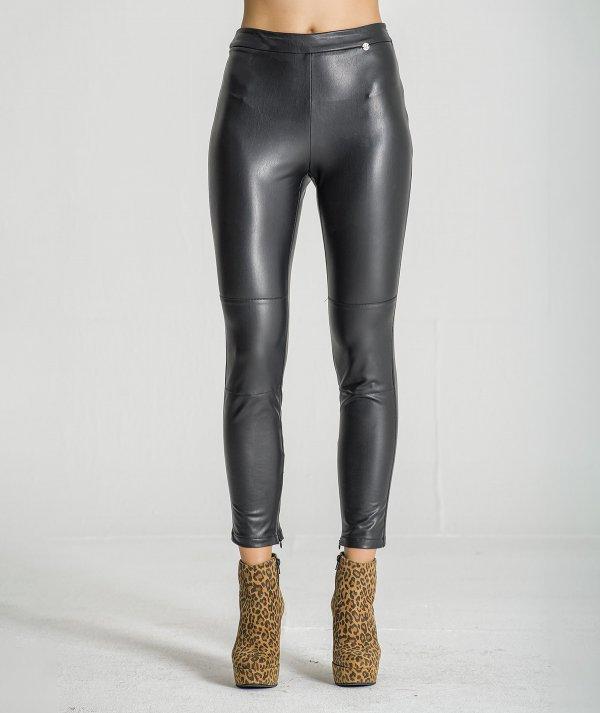 Nappa trousers