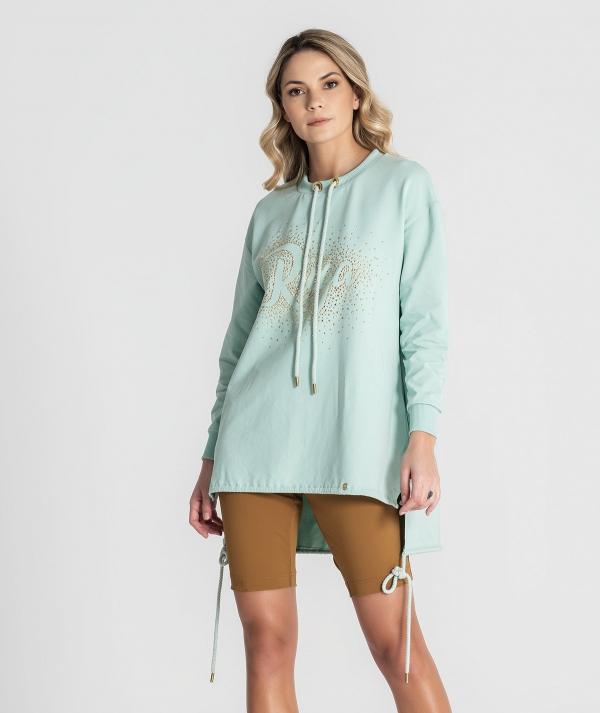Sweater motivo RUGA