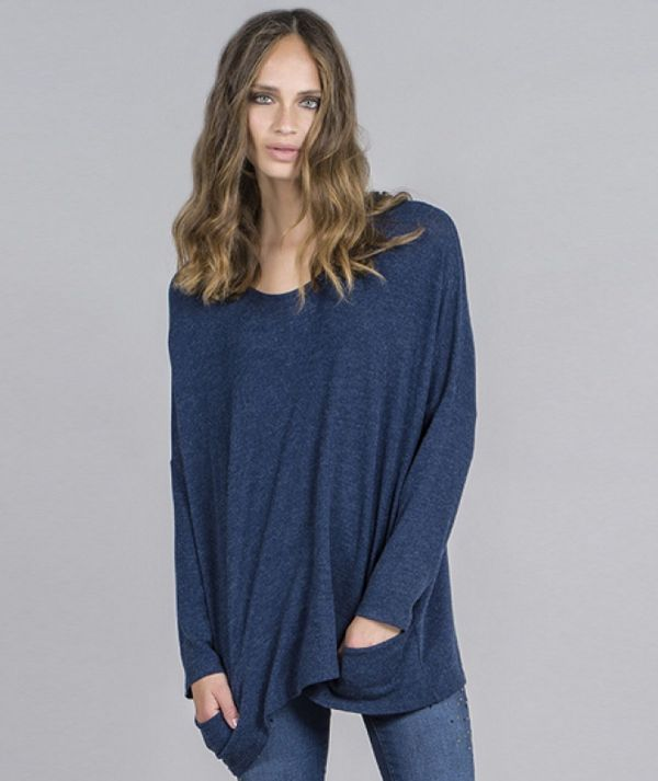 Pocket blouse