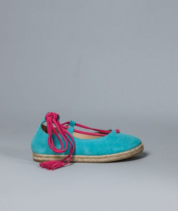 Bicolor shoes