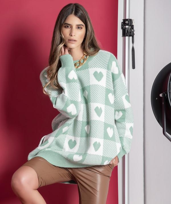 Oversize sweater...