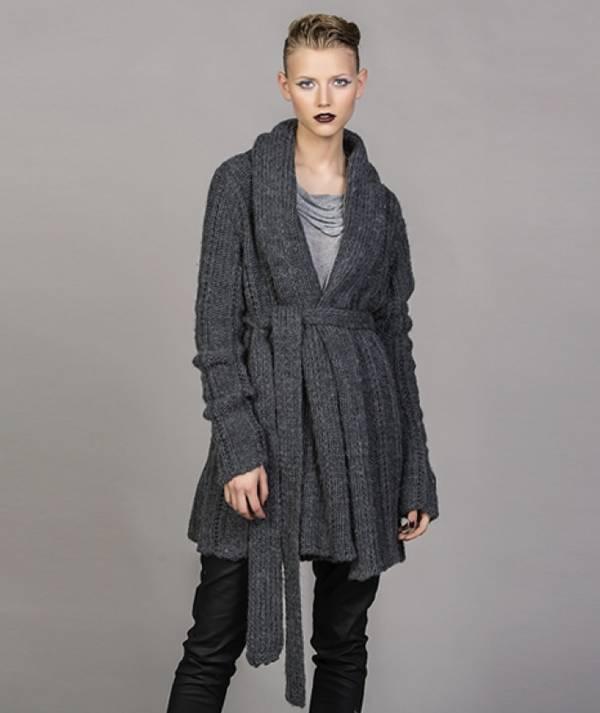Overlap jacket